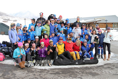 SUPER JNQ 2014 FAR WEST SKIERS